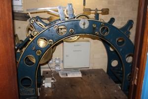 E.T. Loseby Turret Clock