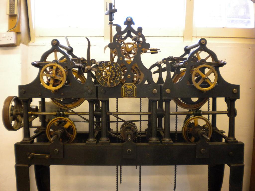 A Bar, Gwatt Thun Turret Clock