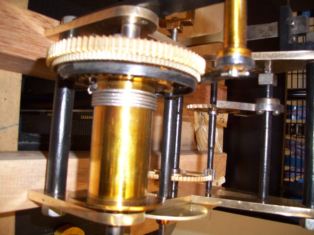 Thwaites Turret Clock Barrel