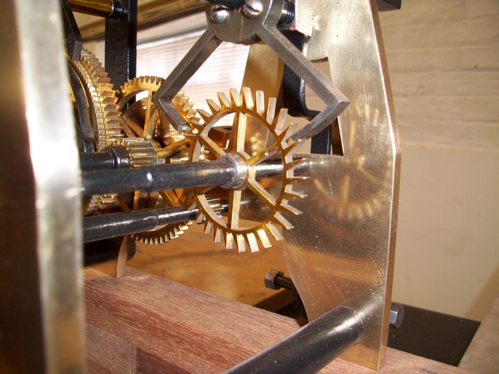 Thwaites Turret Clock Escapement