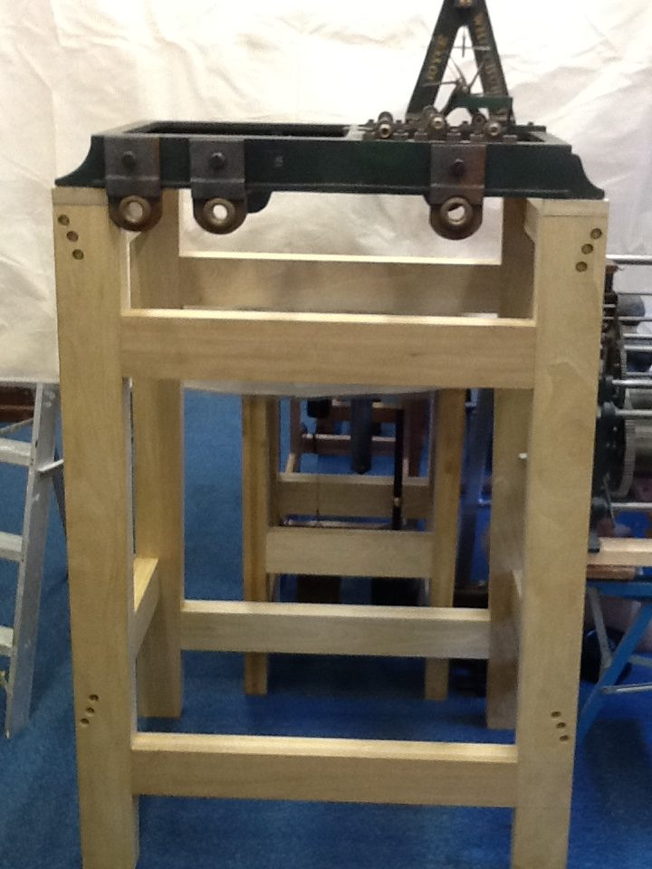 Joyce Turret Clock Stand