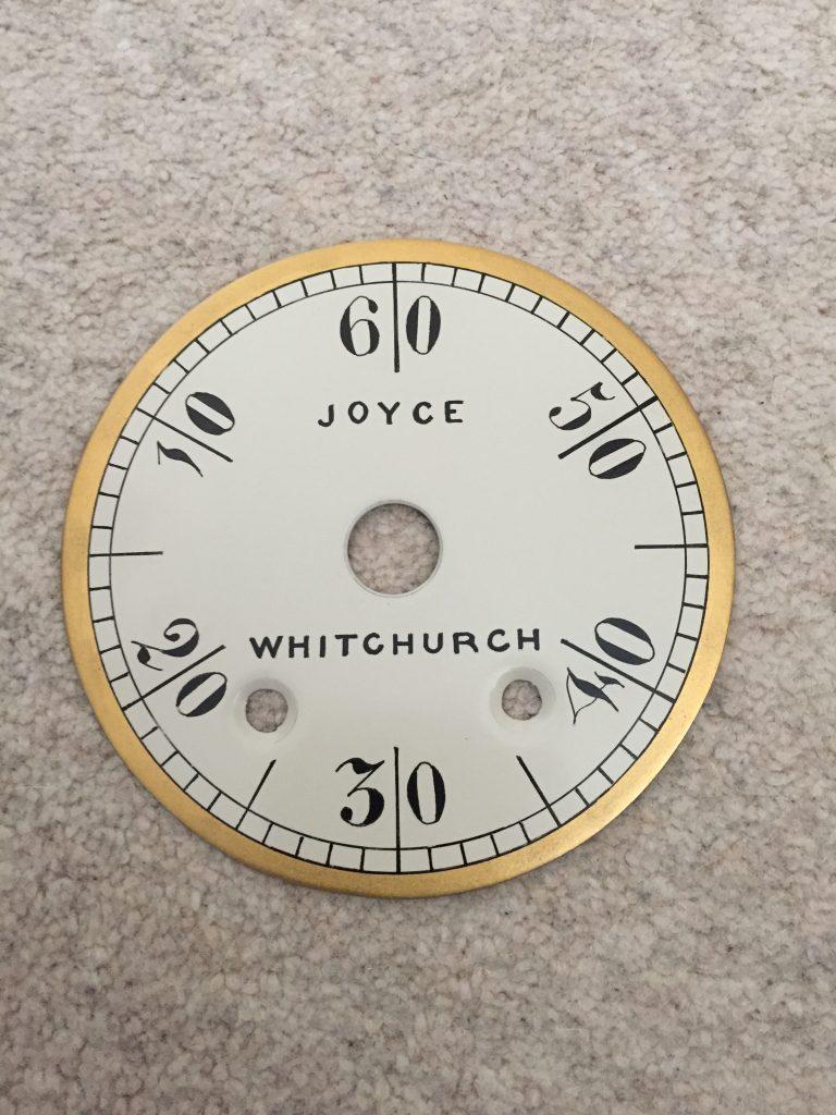 Joyce Setting Dial